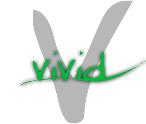 vivid logo hair salon atlanta